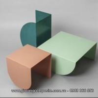 Những địa chỉ uy tín sản xuất bàn ghế composite tại HCM