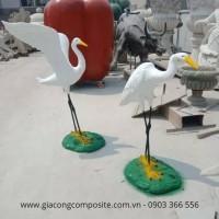 Xưởng sản xuất mô hình composite trực tiếp tại HCM