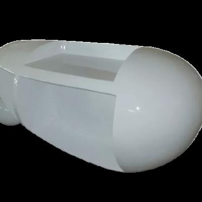 Bàn lễ tân bằng nhựa composite cao cấp