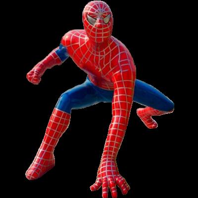 Mô hình siêu nhân spider man bằng composite frp