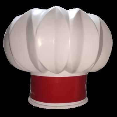 Mô hình nón đầu bếp bằng composite khổng lồ
