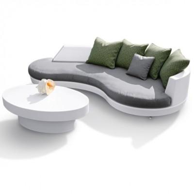Sofa uốn lượn [composite] cao cấp