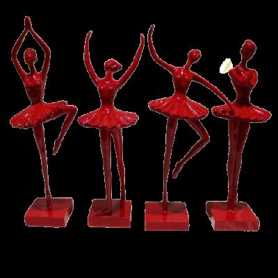 Mô hình composite vũ công ba lê