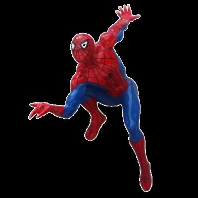 Mô hình composite người nhện