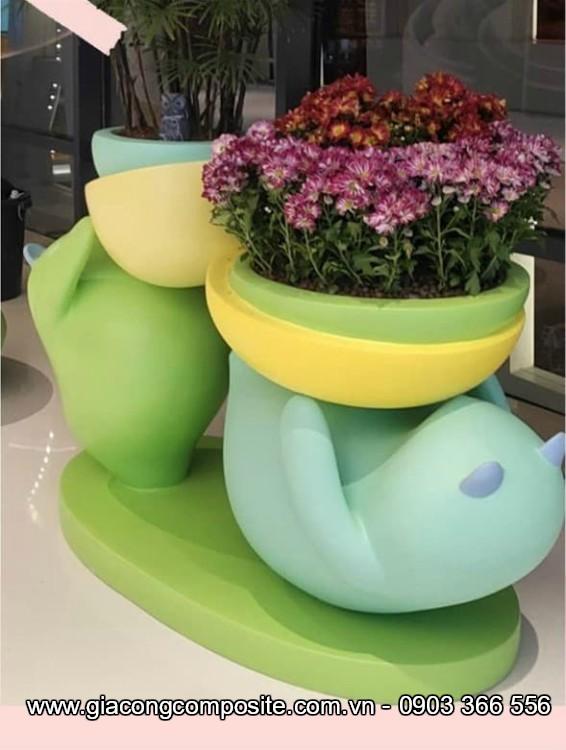 Bàn ghế composite
