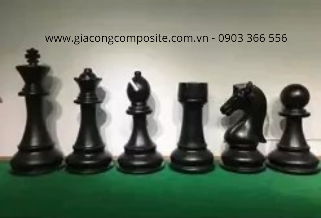Mô hình bằng composite giá rẻ