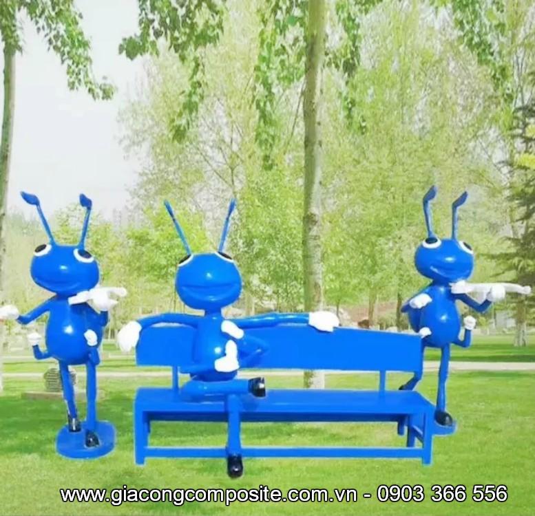 Những địa chỉ uy tín sản xuất ghế composite tại HCM