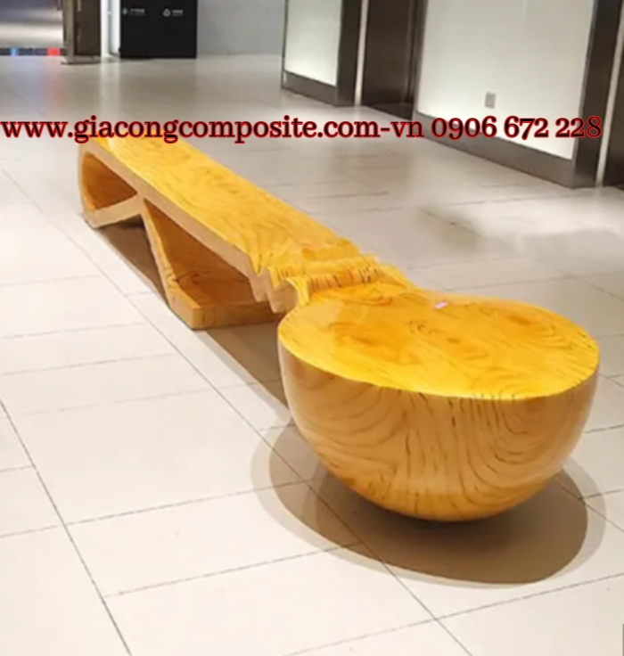 nhận bàn ghế composite theo yêu cầu